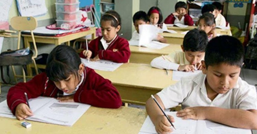 Más de la mitad de escolares de «Segundo Año» no confían en Poder Judicial, la PNP y el Congreso