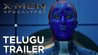 X-MEN_ APOCALYPSE _ Official Telugu Trailer _ Fox Star India