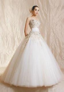 اجمل الفساتين علي الموضه