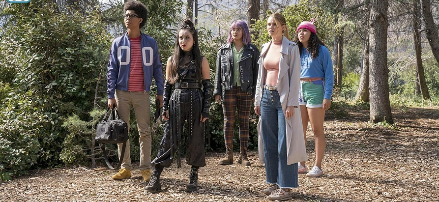 Série Fugitivos da Marvel - Runaways 2ª Temporada Legendada para download