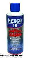 REXCO Anti Karat (WD-40 vs REXCO 50)