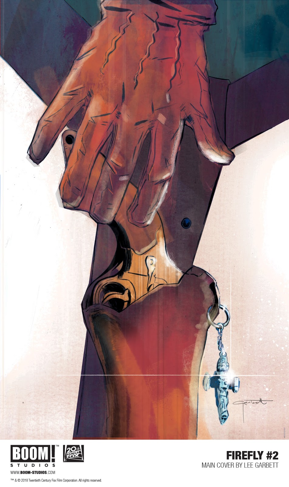 FIREFLY #2  Variant Cover