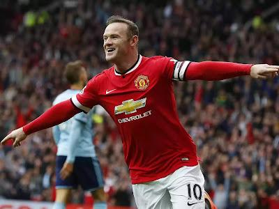 Wayne Rooney highest earning footballers