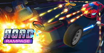 Road Rampage Mod Apk (Unlimited Money) Download