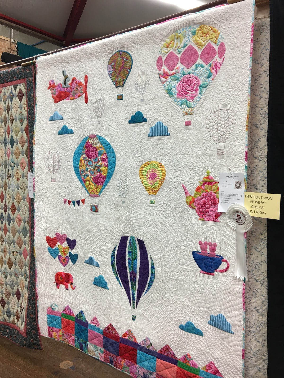 Springwood Community Quilt Show : quilts inc shows - Adamdwight.com