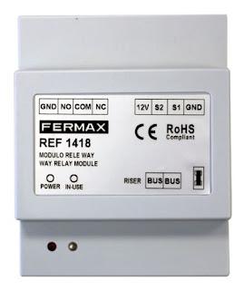Fermax 1418 moduł przekaźnika