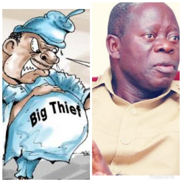 PDP To Buhari: ''Prove your Anti-corruption War by Investigating Oshiomhole''