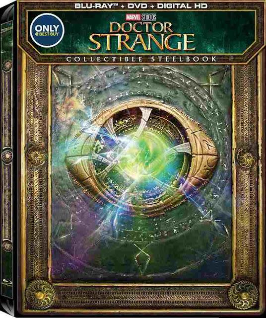 Versión especial de Doctor Strange en febrero
