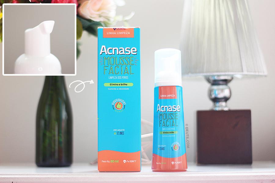 Mousse Facial - Acnase