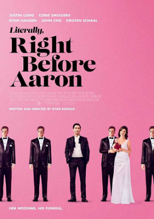 Literally Right Before Aaron 2017 Hindi Dual Audio 300mb Dvdscr Movie Download 700MB