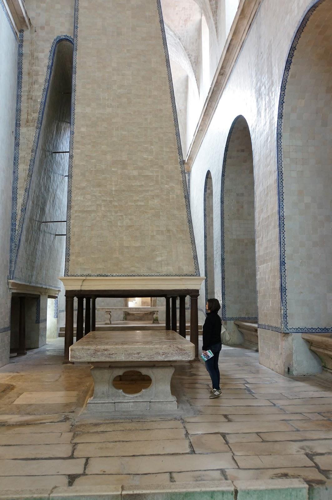 Santa Maria de Alcobaça - Portugal