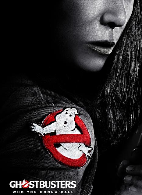 Poster Ghostbusters - Kristen Wiig