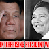 LOOK! DUTERTE CALLS MARCOS 'THE MOST ENTERPRISING PRESIDENT WE EVER HAD'