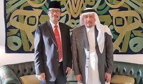 Dubes RI Tolak Honor Haji Dari Saudi