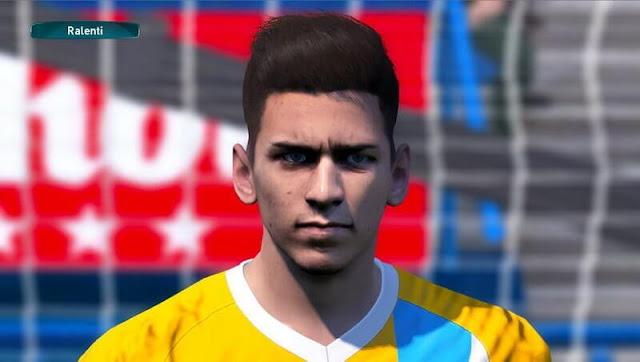 Alex Meret Face PES 2017