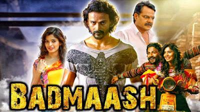 Badmaash 2018 Hindi Dubbed 720p WEBRip 700mb x264