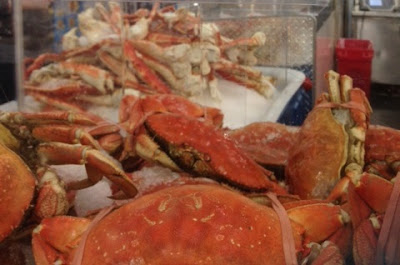 Partake in a San Francisco delicacy by trying dungeness crab