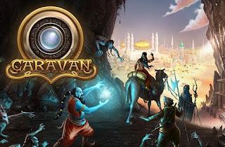 Caravan, 2016-cı ildə yayımlanmış maraqlı bir strategiya oyunudur. Oyun Ərəbistan yarımadasında keçir.