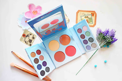 BH San Francisco California Makeup Palette Collection