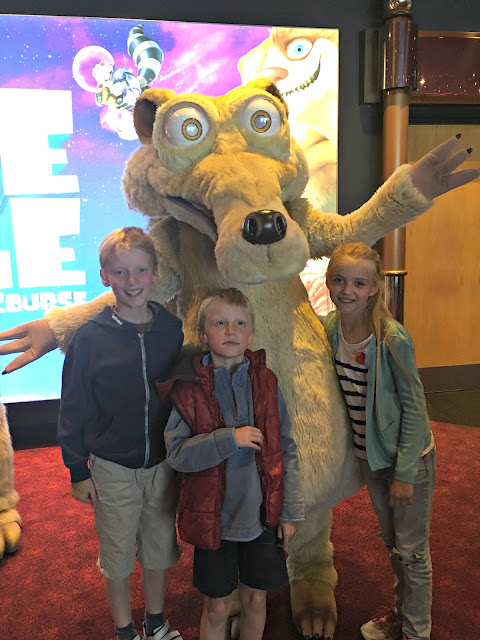 Ice Age Collision Course Scrat
