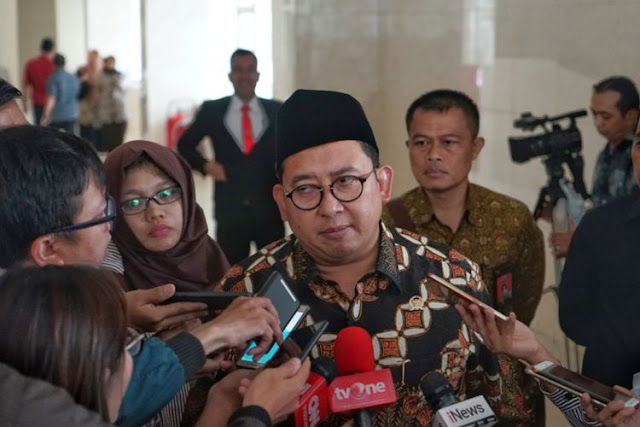 Kata Fadli, Ada Kepala Daerah yang Diintervensi Agar Dukung Jokowi