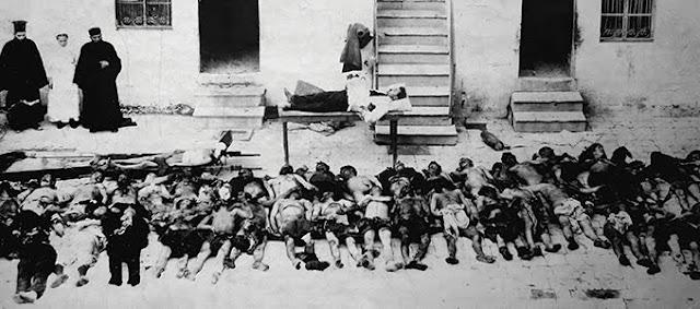 CDI condena el genocidio armenio