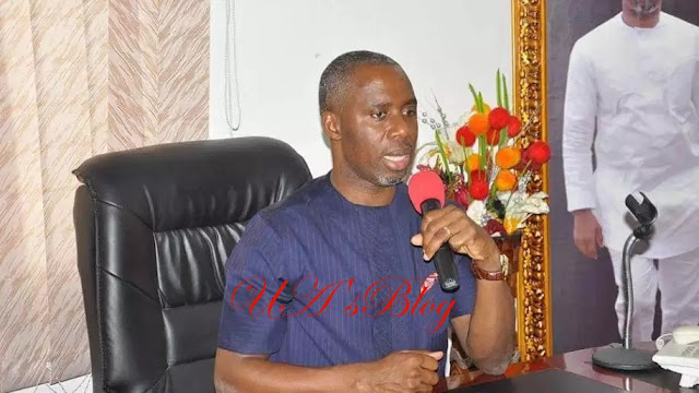 BREAKING: Okorocha's Son-In-Law, Uche Nwosu Dumps APC
