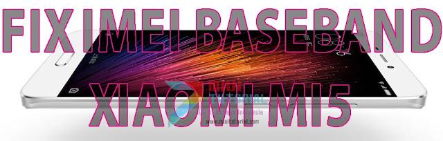 IMEI dan Baseband Xiaomi Mi5 Gemini Hilang Setelah Flashing Custom Rom Resurrection Remix Ini Tutorial Cara Mengembalikannya