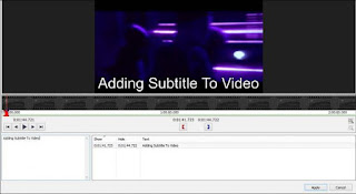 How To Create Your Own Subtitle Of Any Video Using VideoPad