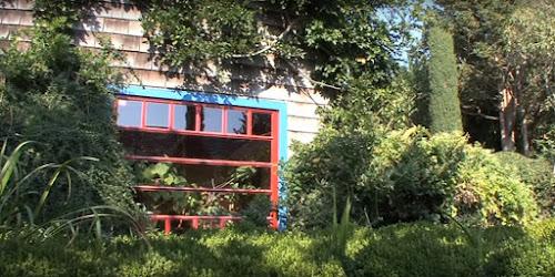 Edificaciones de Madoo Garden
