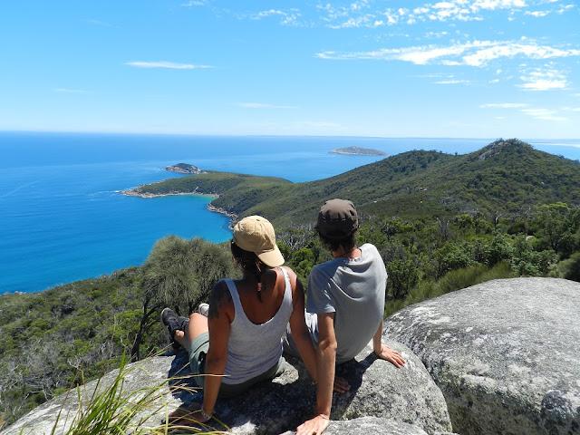viaggiare il più possibile in australia