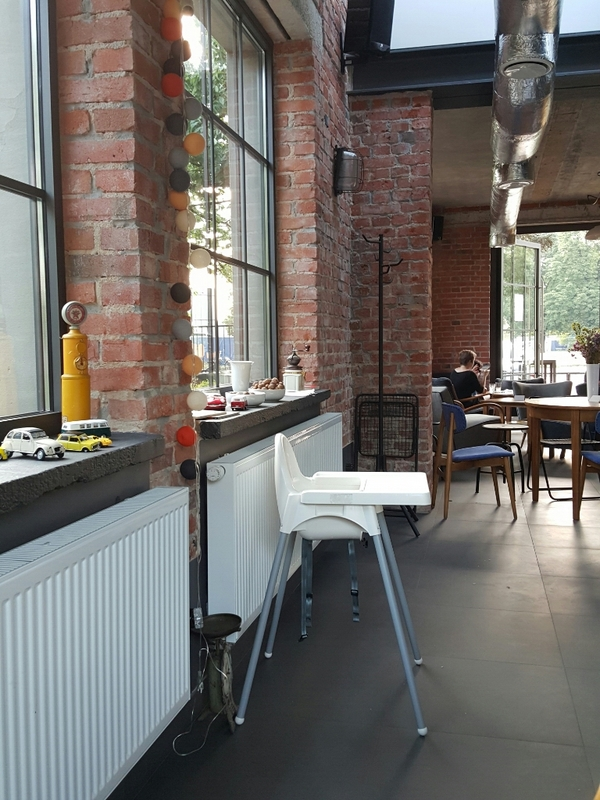 Genialny Restauracja Warsztat Food & Garden we Wrocławiu NC19