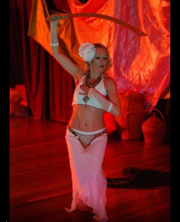 Image of Spiritual, Ritual Bellydance by Leanne Margaret