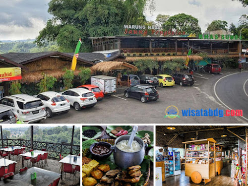 Rumah Makan Saung Pengkolan Lembang