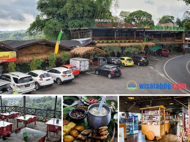 Saung Pengkolan, Tempat Kuliner Legendaris Favorit Wisatawan di Bandung Utara