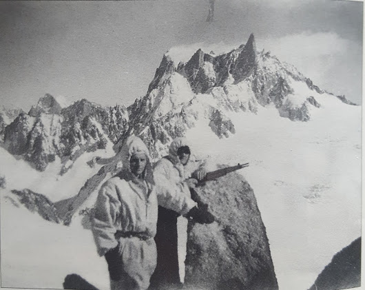 Impeding Hitler's endeavour to capture Mont Blanc – The battle of the Vallée Blanche