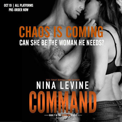 Cover Reveal: Command - Storm MC #7