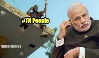 Modi Tamil Speech | Video Memes