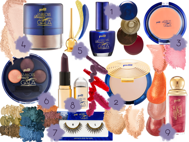 Preview p2 Fabulous Beauty Gala - Limited Edition LE - November 2015