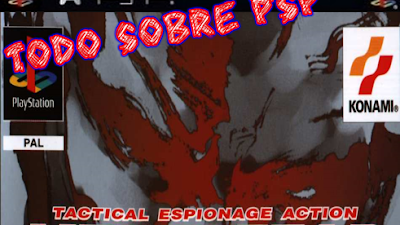 Metal Gear Solid [Español]