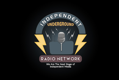 Independent Underground Radio Network New Logo - @IURadioNetwork