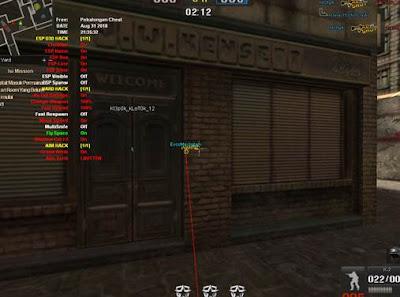13 Desember 2018 - Antimon 9.0 PBEVO Indo VIP BulletKiller, Full CIT Gratis & Point Blank Philippines Quick Change, Jump, Map Bug, No Reload