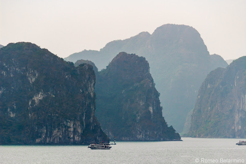 Hanoi Side-Trip to Ha Long Bay in 24 Hours Vinpearl Ha Long Bay Resort View