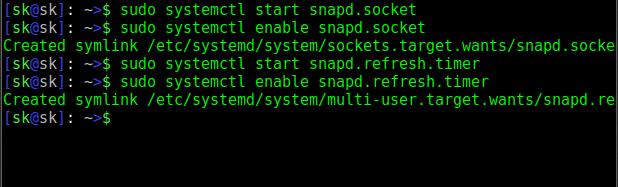 Como instalar os pacotes Snap no Arch Linux GNU/Linux!