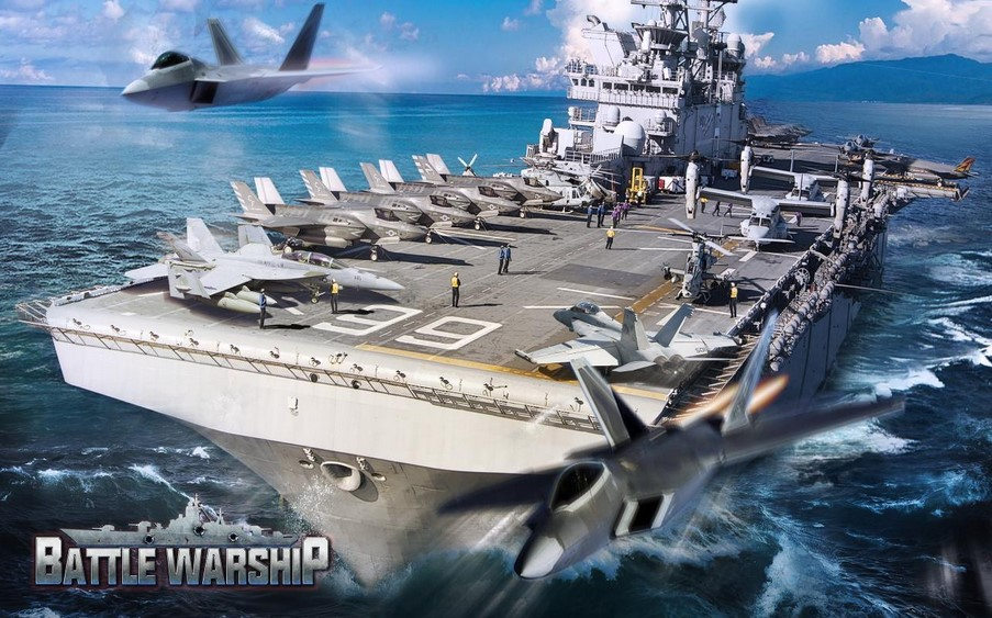 [FREE] Download Battle Warship Naval Empire for Android