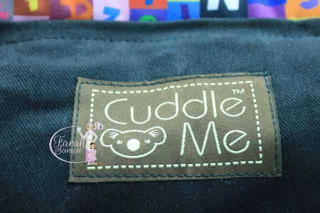 Cuddle Me Baby Carrier || Review