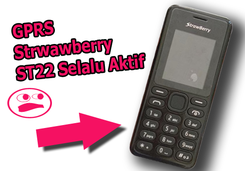 pulsa tersedot di HP Strawberry ST22