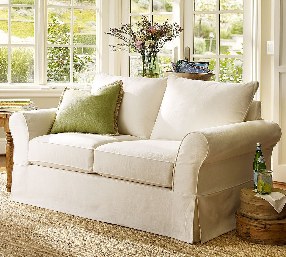 Pb Basic Sofa Slipcover Ebay: For The Love Of A Cottage: June 2011
