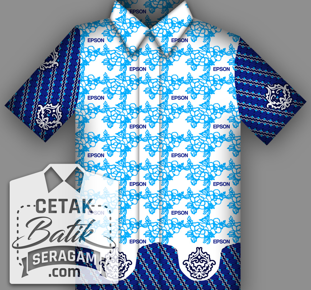 Batik Custom 0813 9853 7700 | cetak batik custom, cetak ...