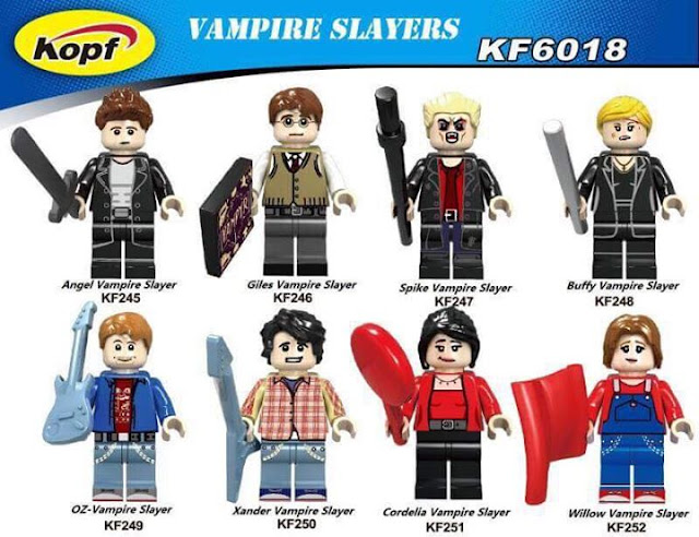 MINI FIGURINES Willow Vampire Slayer KF252